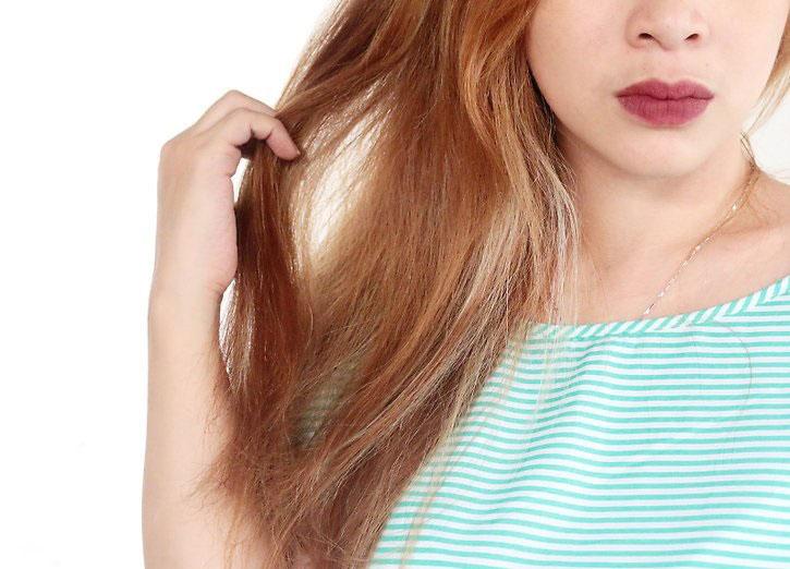 موی صاف شده
